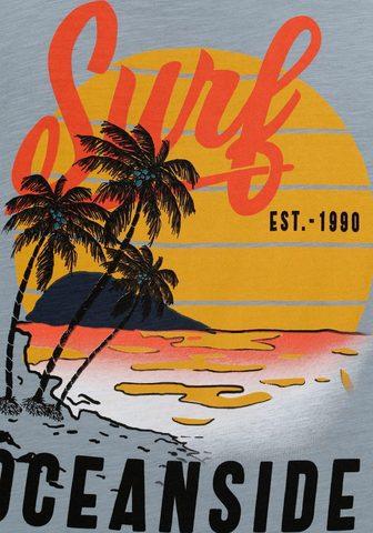 JACK & JONES Jack & Jones Marškinėliai »JORKALLO TE...