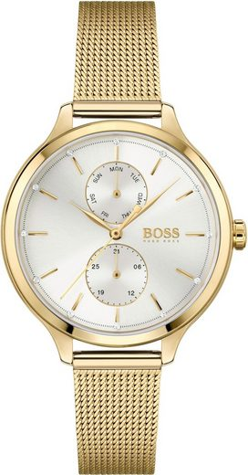 Boss Multifunktionsuhr »PURITY, 1502537«