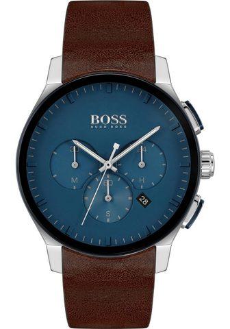 BOSS Chronografas- laikrodis »PEAK 1513760«...