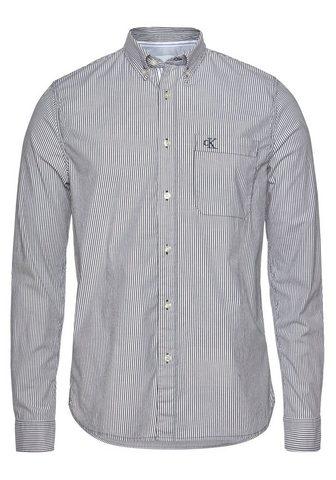 Calvin KLEIN джинсы рубашка с длинными...