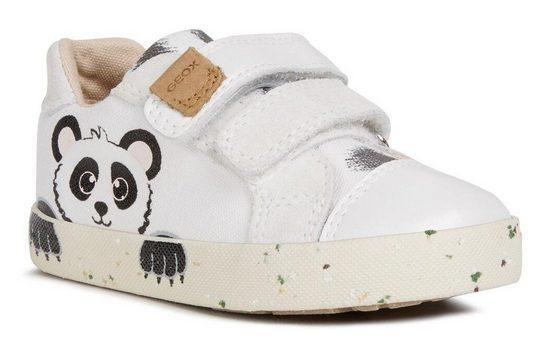 Geox Kids »B Kilwi« Sneaker mit praktischen Klettverschlüssen