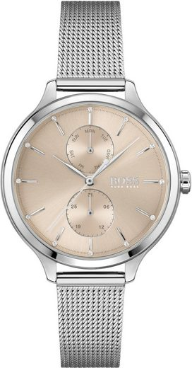 Boss Multifunktionsuhr »PURITY, 1502535«