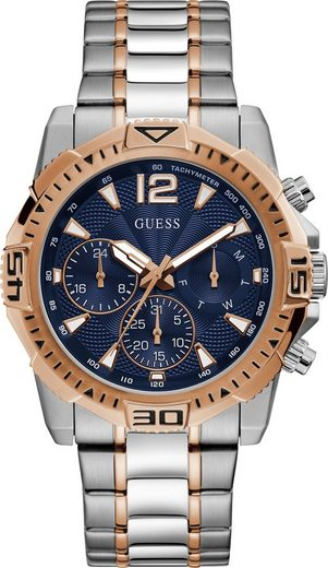 Guess Multifunktionsuhr »COMMANDER, GW0056G5«