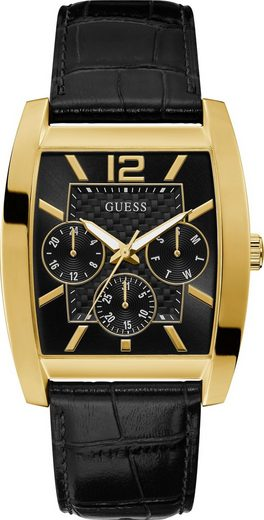 Guess Multifunktionsuhr »SOLITARE, GW0064G1«