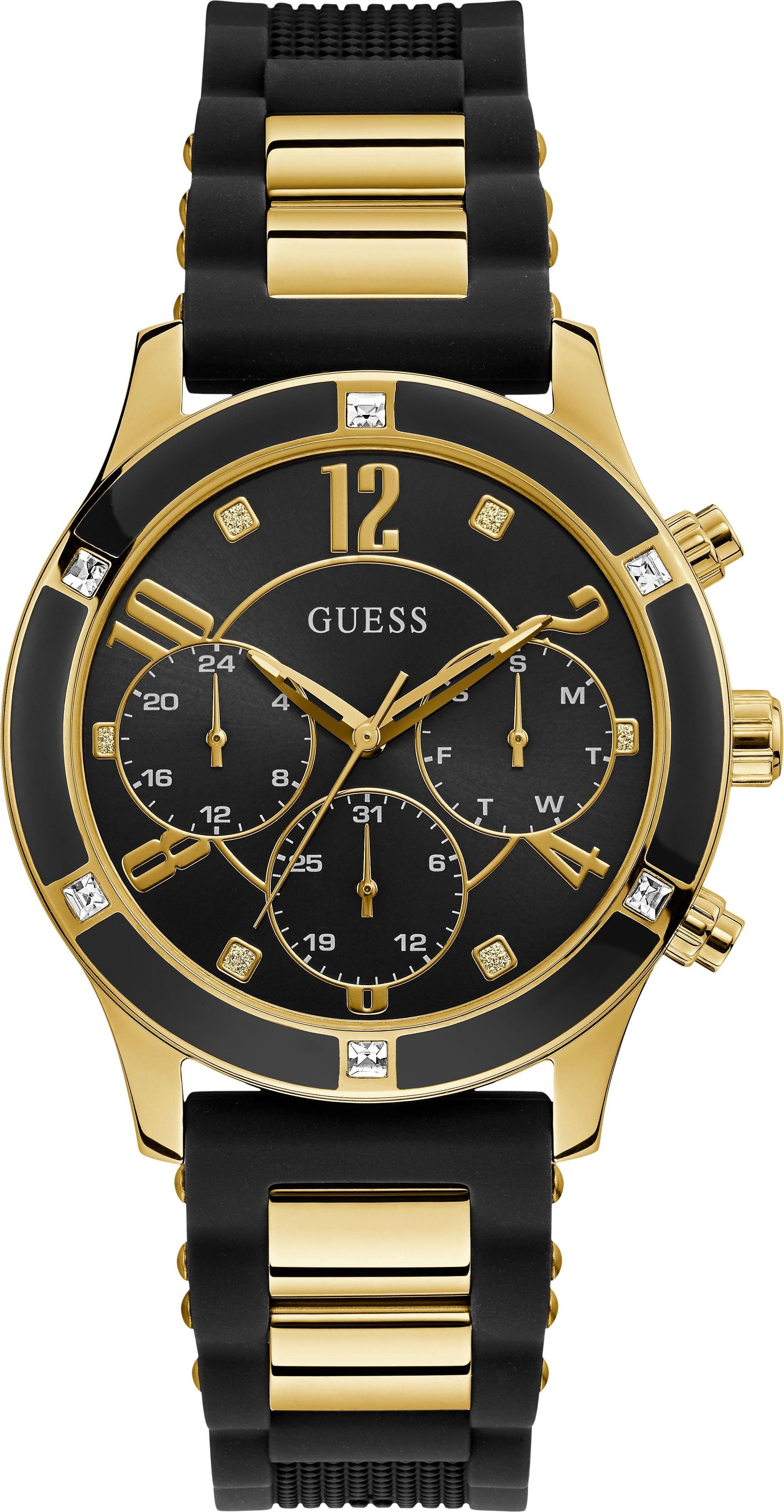 Guess Multifunktionsuhr »ATHENA, GW0030L2«