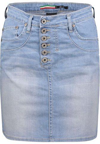 Please джинсы юбка джинсовая »G7...