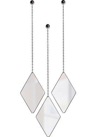 UMBRA Veidrodis »Dima Diamond Mirror« ( 3-tl...