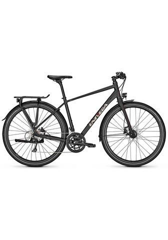 UNIVEGA Turistinis dviratis »GEO« 18 Gang Shim...