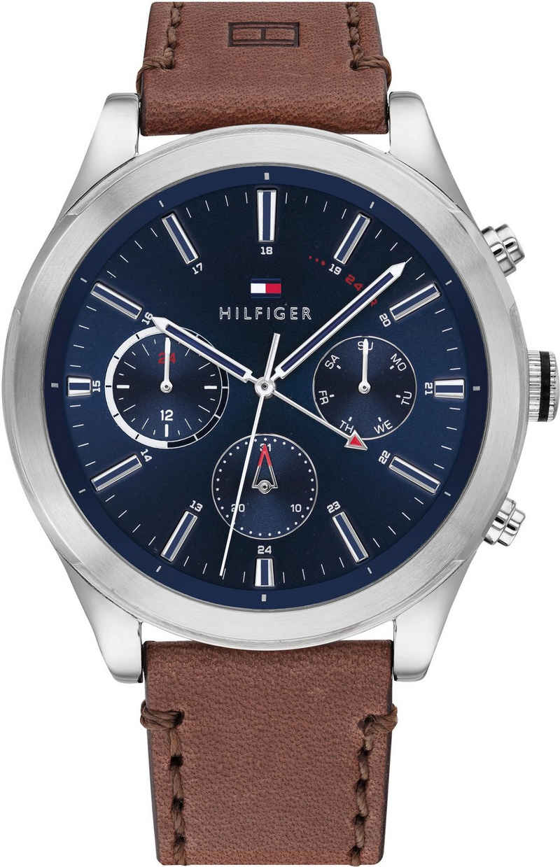 Tommy Hilfiger Multifunktionsuhr »CASUAL, 1791741«