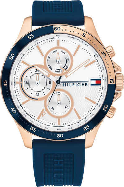 Tommy Hilfiger Multifunktionsuhr »CASUAL, 1791778«