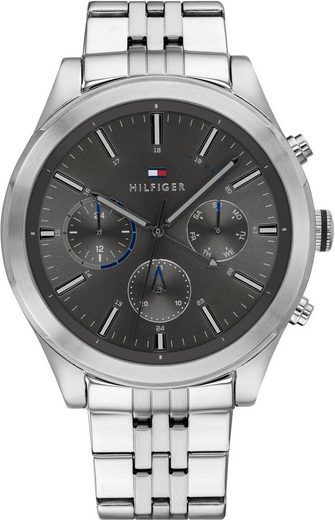 TOMMY HILFIGER Multifunktionsuhr »CASUAL, 1791737«