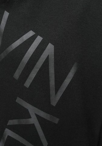CALVIN KLEIN Sportinis megztinis su gobtuvu »BOLD L...