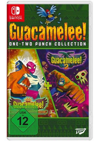 Guacamelee One-Two Punch Collection Ni...