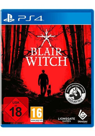 DEEP SILVER Blair Witch PlayStation 4