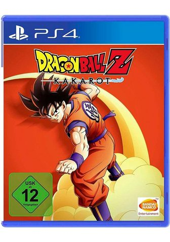 BANDAI NAMCO Dragon Ball Z: Kakarot PlayStation 4