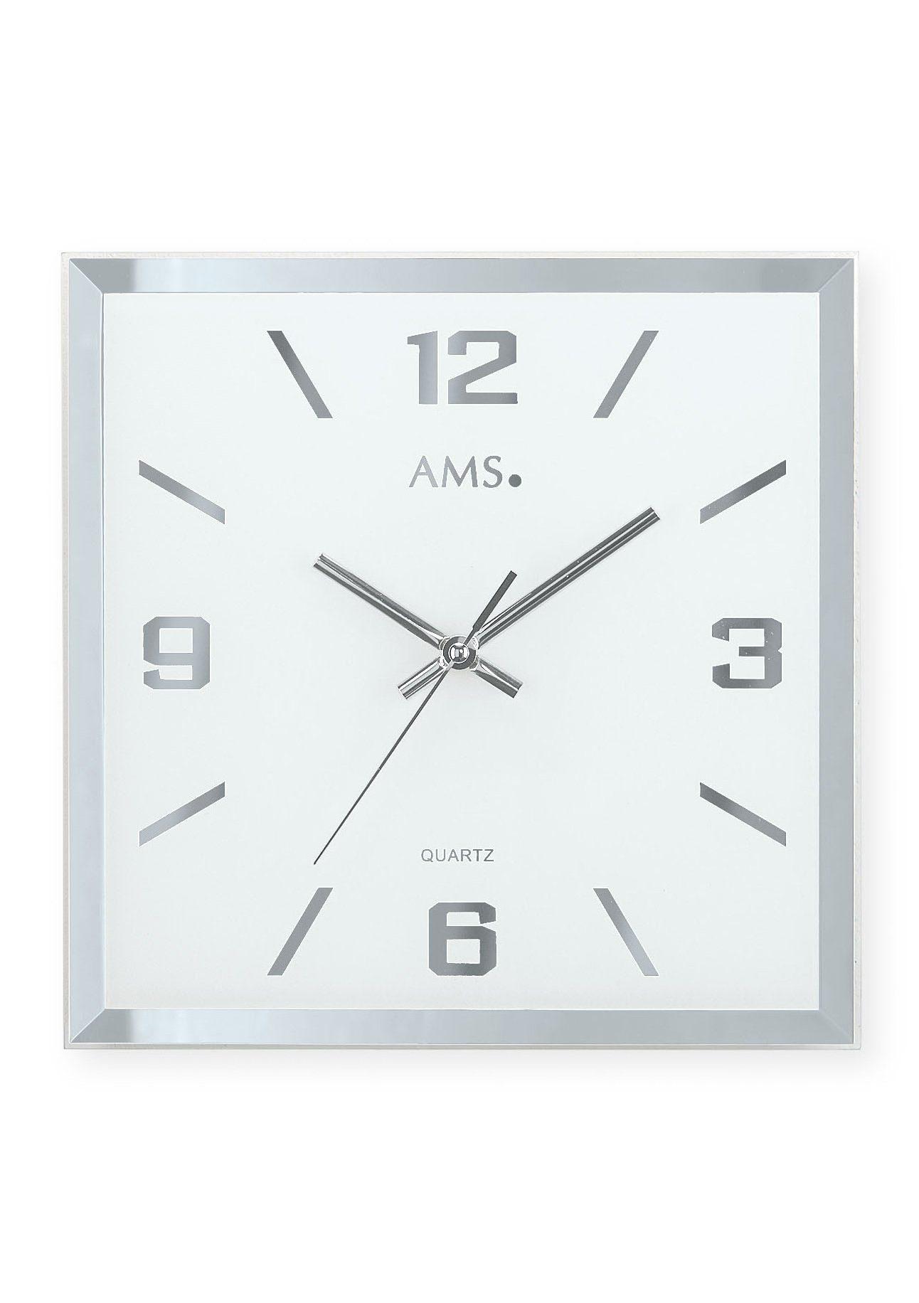AMS Wanduhr »W9324«