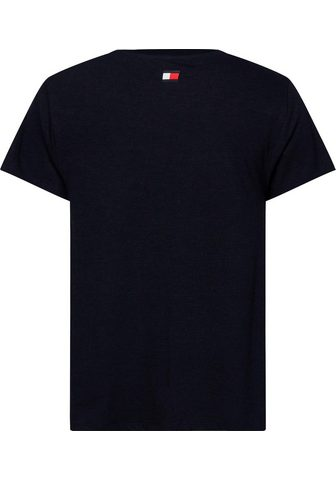 TOMMY SPORT Marškinėliai »COTTON derinys CHEST LOG...