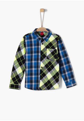 S.OLIVER Webware-Hemd_für Jungen