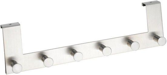 Türgarderobe »Celano«, WENKO, Türen, für einen Türfalz bis ca. 2 cm