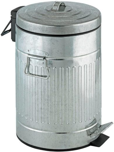 WENKO Mülleimer »New York«, Fassungsvermögen ca. 12 Liter