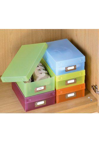 WENKO Ящик для хранения (Набор 5 единицы