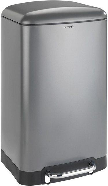 WENKO Mülleimer »Studio«| Fassungsvermögen ca. 30 Liter | Küche und Esszimmer > Küchen-Zubehör | Wenko