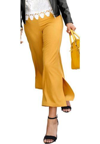 CLASSIC INSPIRATIONEN Брюки кюлоты в super модный имитация