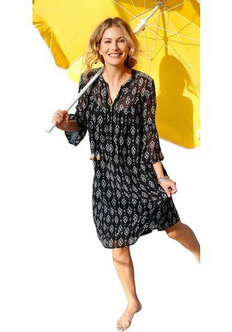 INSPIRATIONEN Classic suknelė in duftiger šifonas