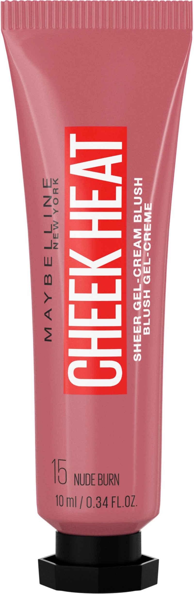 MAYBELLINE NEW YORK Rouge »Cheek Heat Blush«
