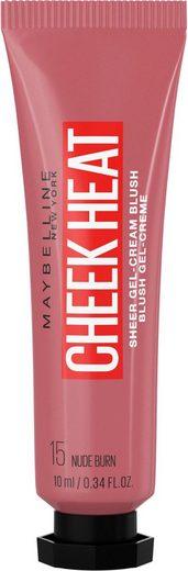 Maybelline New York CHEEK HEAT BLUSH - Blush - fuchsia
