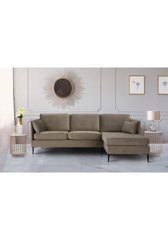 LEONIQUE Kampinė sofa »Light«