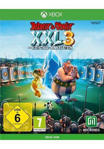 Asterix & Obelix XXL3 - Der Krista...