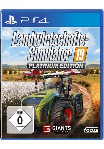 ASTRAGON Landwirtschafts-Simulator 19 Platinum ...