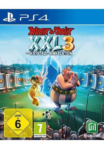 ASTRAGON Asterix & Obelix XXL3 - Der Kristall H...