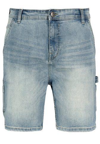 SUBLEVEL Бермуды джинсовые