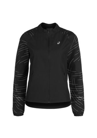 ASICS Куртка для бега, спортивная »Nig...