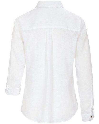 In Linea Firenze Langarmbluse  Hemdbluse aus Leinen