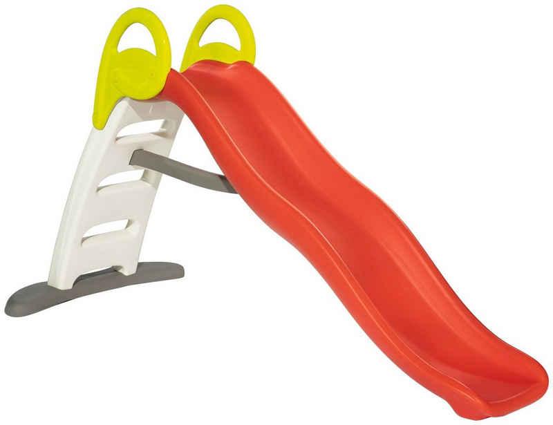 BIG Wellenrutsche »Smoby Funny II«, mit Wasseranschluss, Rutschlänge 200 cm, für Kinder ab 2 Jahren