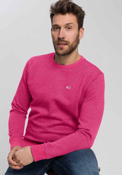 Tommy Jeans Sweatshirt »TJM REGULAR FLEECE C NECK«