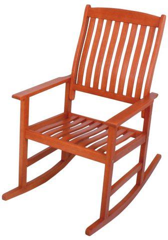 GARDEN PLEASURE Supamas fotelis »Tambo« Eukalyptus
