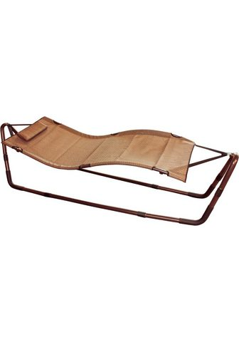 GARDEN PLEASURE Sodo gultas »Chios« Aluminium/Stahl su...