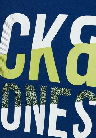 JACK & JONES Jack & Jones Marškinėliai »Foke Tee«