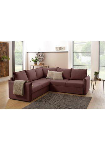 HOME AFFAIRE Kampinė sofa »Boltenhagen«