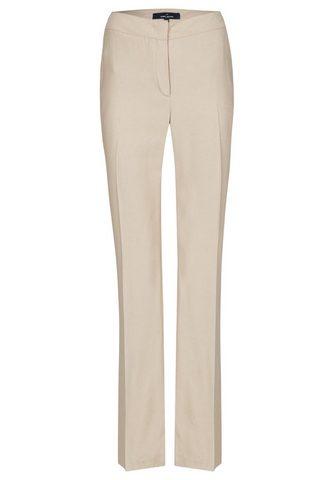 DANIEL HECHTER Elegantiškas kelnės su su kantu