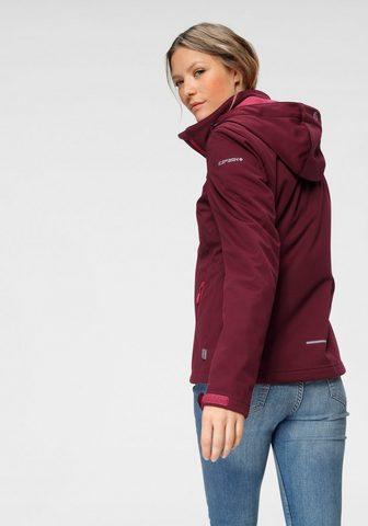Куртка с теплой подкладкой