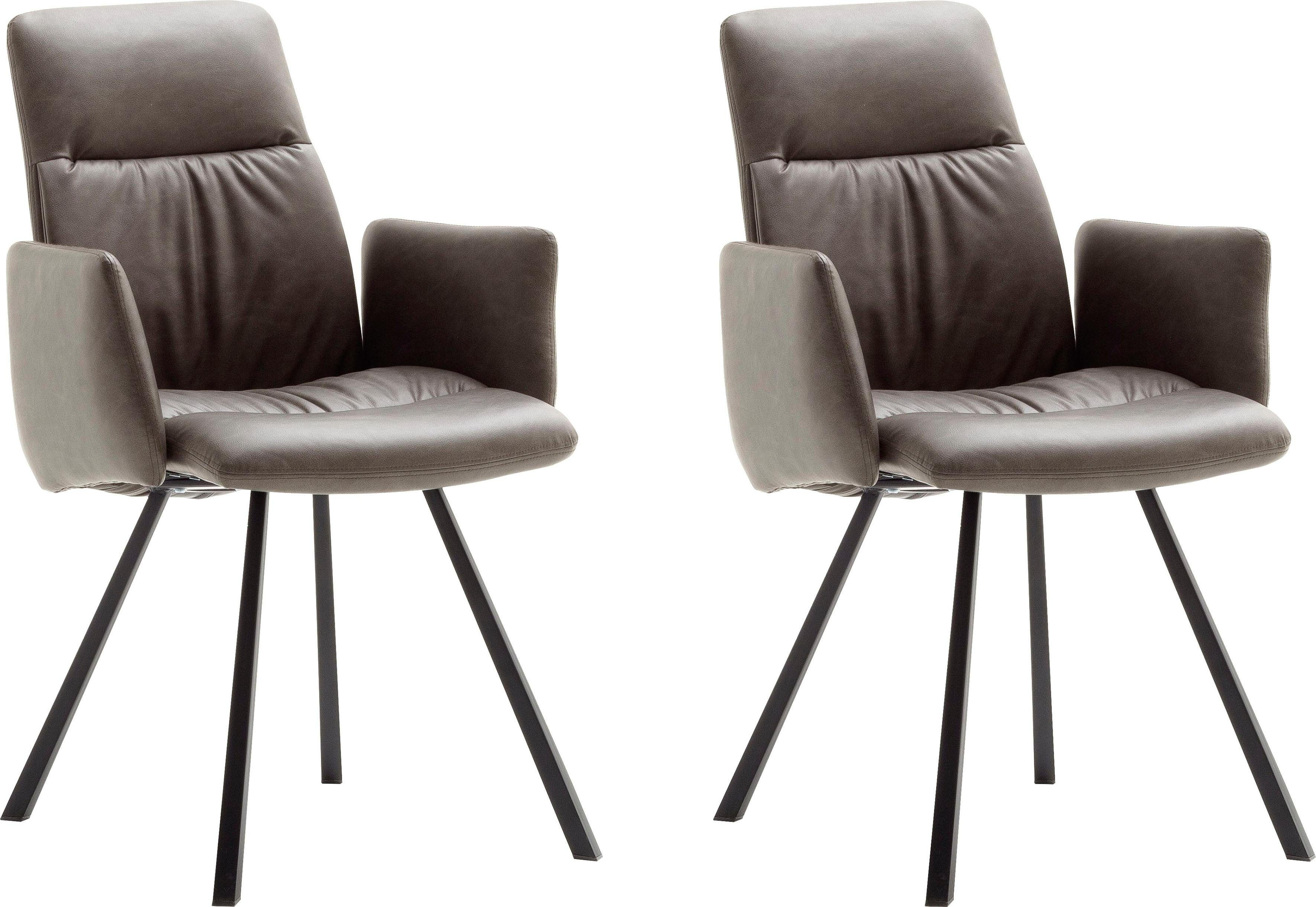 MCA furniture 4 Fußstuhl »Oxford« 2er Set, Stuhl belastbar bis 120 Kg online kaufen   OTTO
