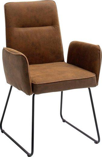 MCA furniture Stuhl »Haarlem« 2er-Set