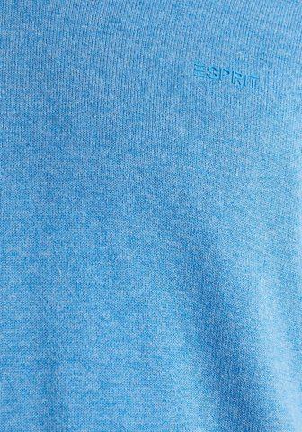 ESPRIT Пуловер с V-образным вырезом