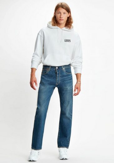 Levi's® Kapuzensweatshirt mit Logo-Print