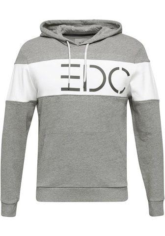 EDC BY ESPRIT Кофта с капюшоном